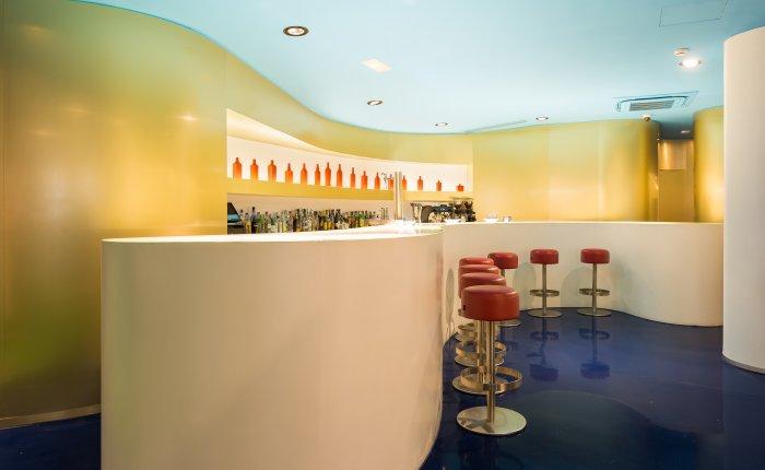 Casino Atlántico Comar, Barra Bar