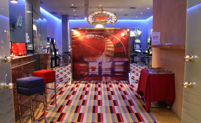 Casino Conde Luna Comar, Entrada Ruleta