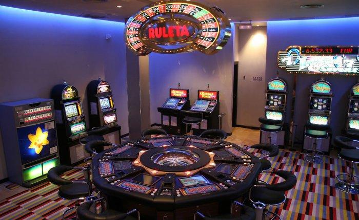 Casino Conde Luna Comar, Ruleta