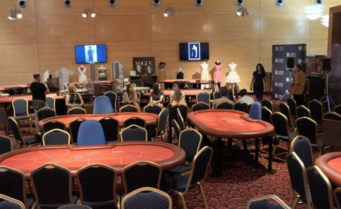 Casino Conde Luna Comar, Sala de Juegos