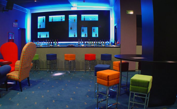 Casino Conde Luna Comar, Snack Bar