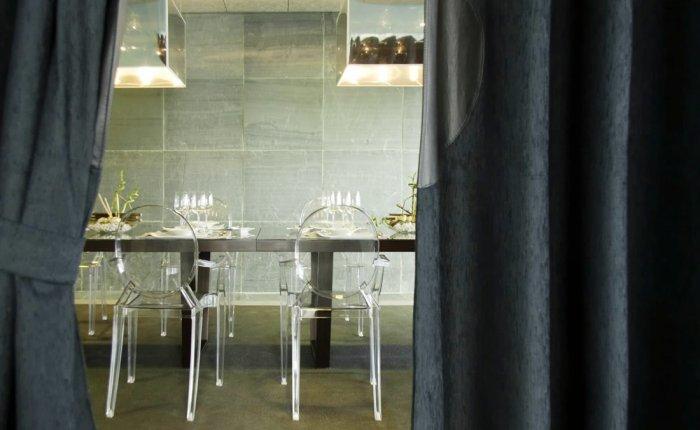 Coruña Palexco Comar, Restaurante