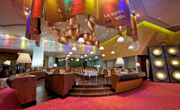 Gran Casino de Aranjuez Comar, Restaurante