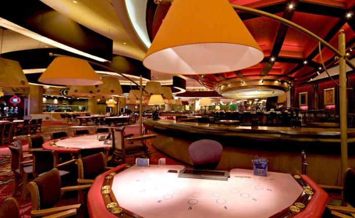 Gran Casino de Aranjuez Comar, Sala Juegos