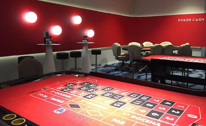 Gran Casino Melilla Comar, Mesa Juegos