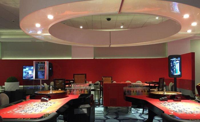 Gran Casino Melilla Comar, Sala Juegos