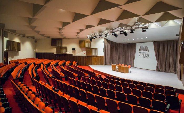 Palacio de la Ópera Comar, Salón de actos