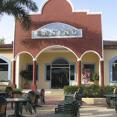 Casino Bahia Bavaro Comar, Entrada