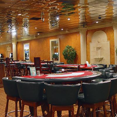 Casino Paradise Tropical Comar Salón Juegos