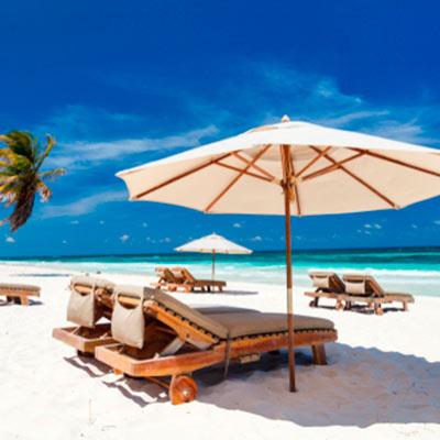 Casino Santana Comar Tumbonas Playa