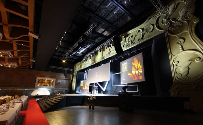 MyEvent Gran Casino Aranjuez Comar Escenario