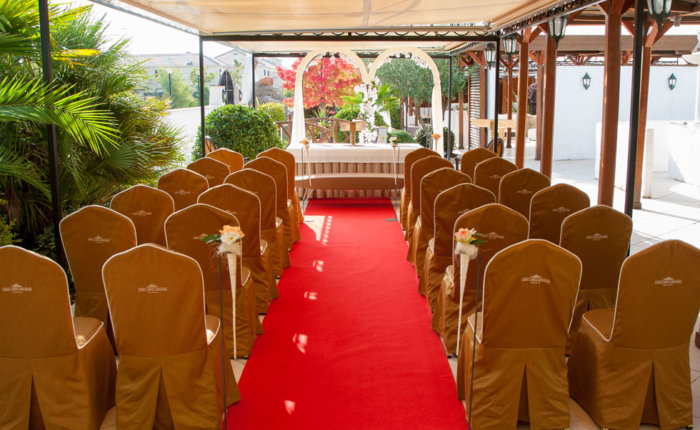 Bodas Gran Casino Aranjuez, Lugar Ceremonia