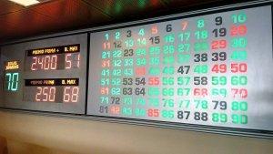 Bingo Royal Coruña Comar, Panel Bingo