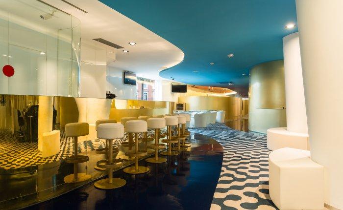 Casino Atlántico Comar, Bar