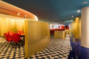 Casino Atlántico Comar, Mesas Sala Poker