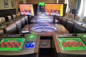 Casino Gran Vía Comar, Sala Juegos