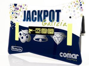 Comar Jackpot Galicia