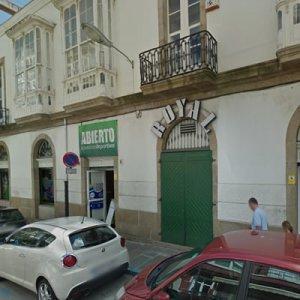 Bingo Royal Ferrol Comar, Exteriores