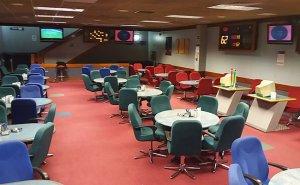 Royal Ferrol Comar, Sala de bingo