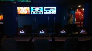 Royal Salamanca Comar, Terminales de juego electrónico