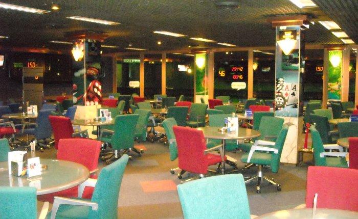 Royal Vigo Comar, Sala de bingo