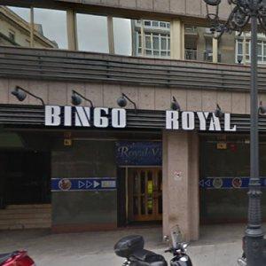 Bingo Royal Vigo Comar, Exteriores
