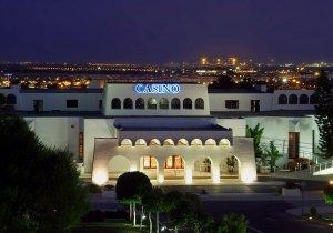 Casino Bahía de Cádiz Comar, Exteriores