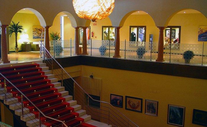 Casino Bahía de Cádiz Comar, interiores