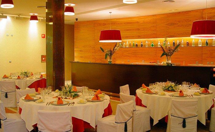Casino Bahía de Cádiz Comar, Restaurante
