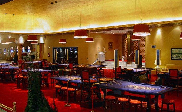 Casino Bahía de Cádiz Comar, Sala de Juego