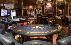 Casino Zaragoza Comar, black jack