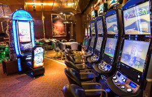 Casino Zaragoza Comar, Máquinas de juego