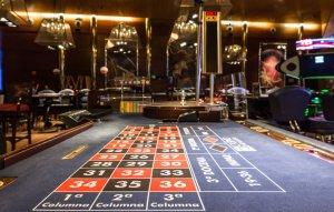Casino Zaragoza Comar, mesa de juego