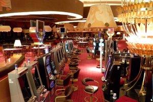 Gran Casino de Aranjuez Comar, Máquinas Recreativas