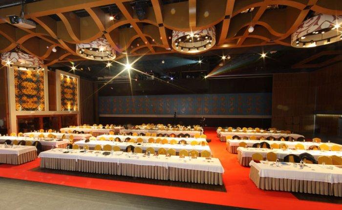 Gran Casino de Aranjuez Comar, Mesas Salón
