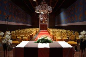 Gran Casino de Aranjuez Comar, Salón Bodas