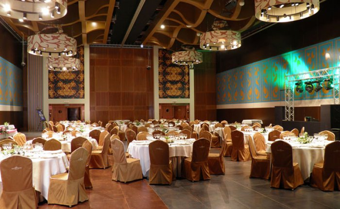 Gran Casino de Aranjuez Comar, Salón Comedor