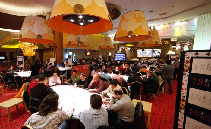 Gran Casino de Aranjuez Comar, Torneo Poker