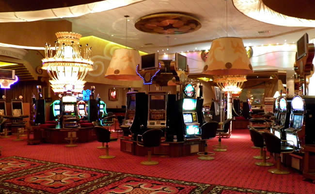Gran Casino de Aranjuez Comar