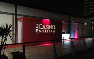 Gran Casino Melilla Comar, Entrada Noche