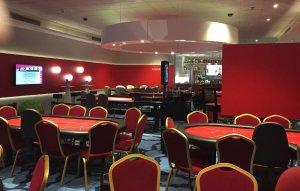 Gran Casino Melilla Comar, Mesas Poker