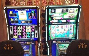 Gran Casino Sardinero Comar, Máquinas de juego