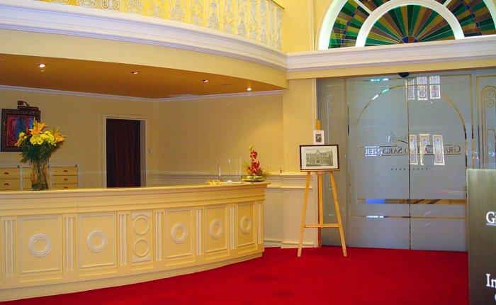 Gran Casino Sardinero Comar, Recepción