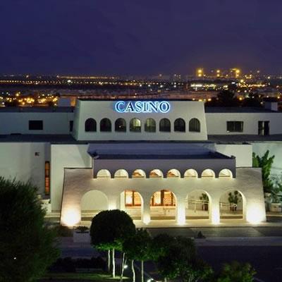 Casino Bahía de Cádiz, Exterior