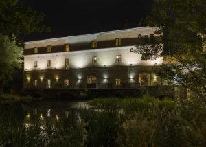 Casino del Tormes Comar Salamanca, Exteriores