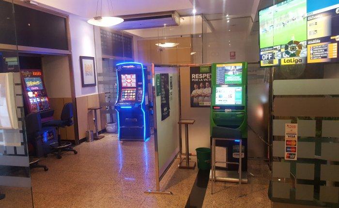 Bingo Galicia Comar, Entrada