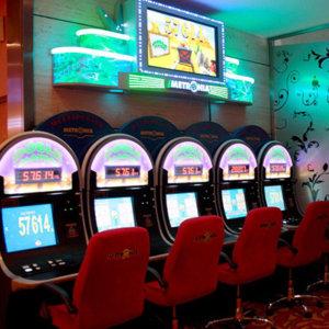 Casino Breathless Punta Cana Comar, Máquinas de juego