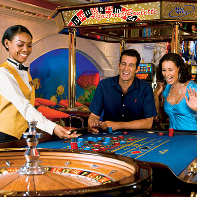 Casino Sunscape Comar Ruleta
