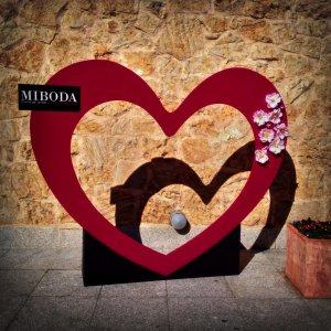 MiBoda del Tormes Comar, Corazón