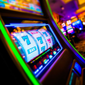 Casino Sunscape Comar, Máquina de azar